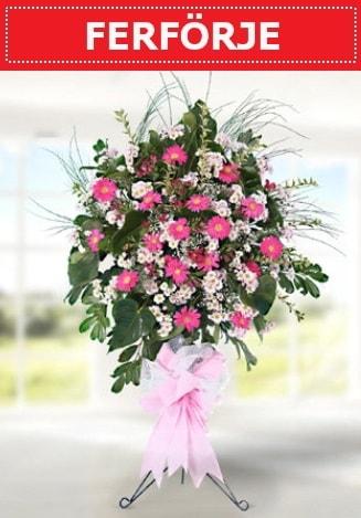 Ferförje düğün nikah açılış çiçeği  Düzce çiçek siparişi vermek