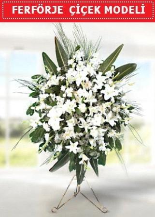 Ferförje çiçek modeli  Düzce 14 şubat sevgililer günü çiçek