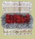 Düzce çiçek yolla , çiçek gönder , çiçekçi   Sandikta 11 adet güller - sevdiklerinize en ideal seçim